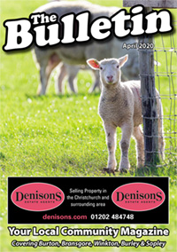 The Bulletin April Cover