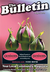 The Bulletin August Cover