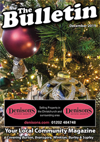 The Bulletin December Cover
