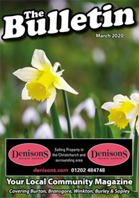 The Bulletin March Cover