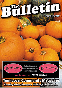 The Bulletin November Cover