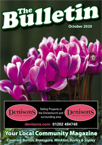 The Bulletin October Cover
