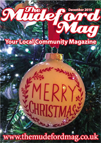 The Mudeford Mag December Cover