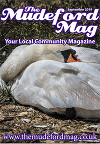 The Mudeford Mag September Cover