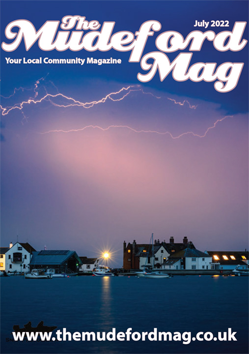 The Mudeford Mag Current Cover